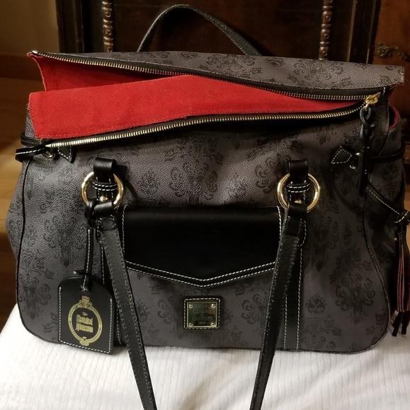 460596f8712 Dooney   Bourke Handbags - Disney Dooney   Bourke Haunted Mansion Red Smith